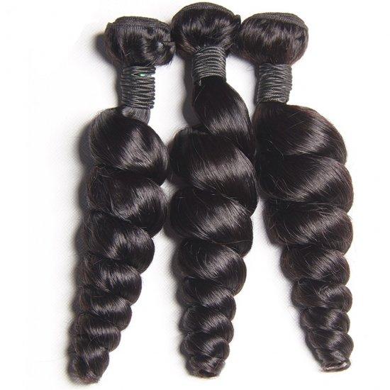 loose wave price human bundles high quality hair